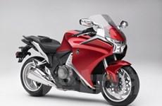 Nhiều mẫu xe máy mới ở Motorcycle Show 2010